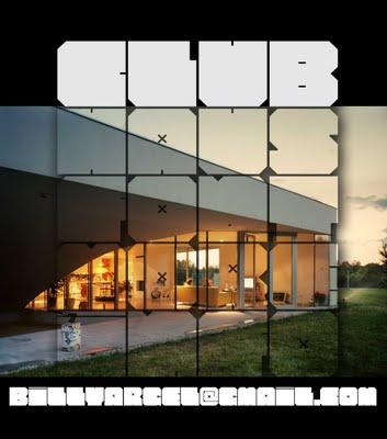 Club Haus font