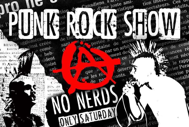 Punk Rock Show font