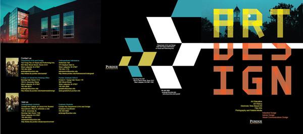 Art Design Brochure