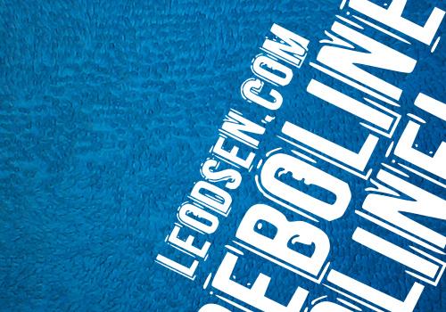 Beboline font