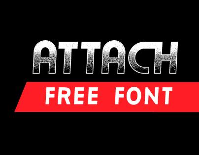 Attach Bold font