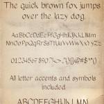 curia font