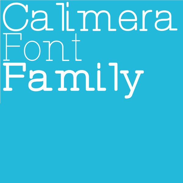 Calimera font