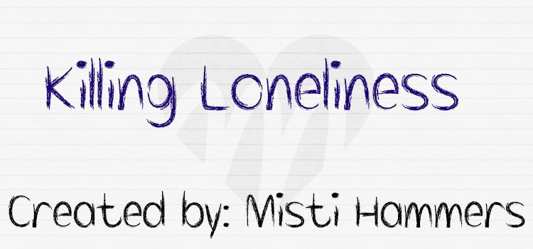 Killing Loneliness font