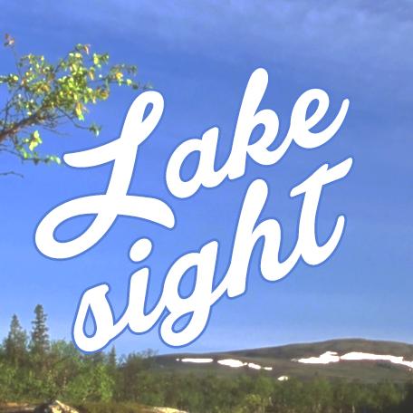 Lakesight font
