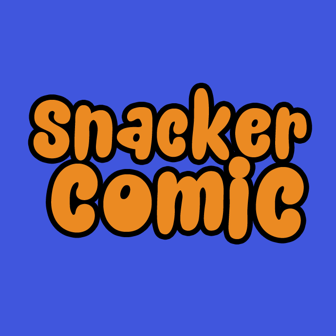 Snacker Comic font