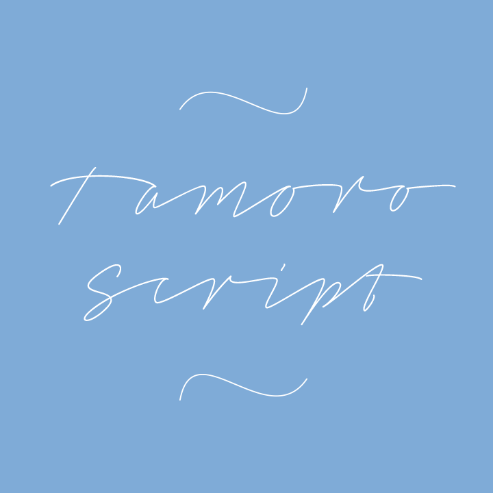 Tamoro Script font