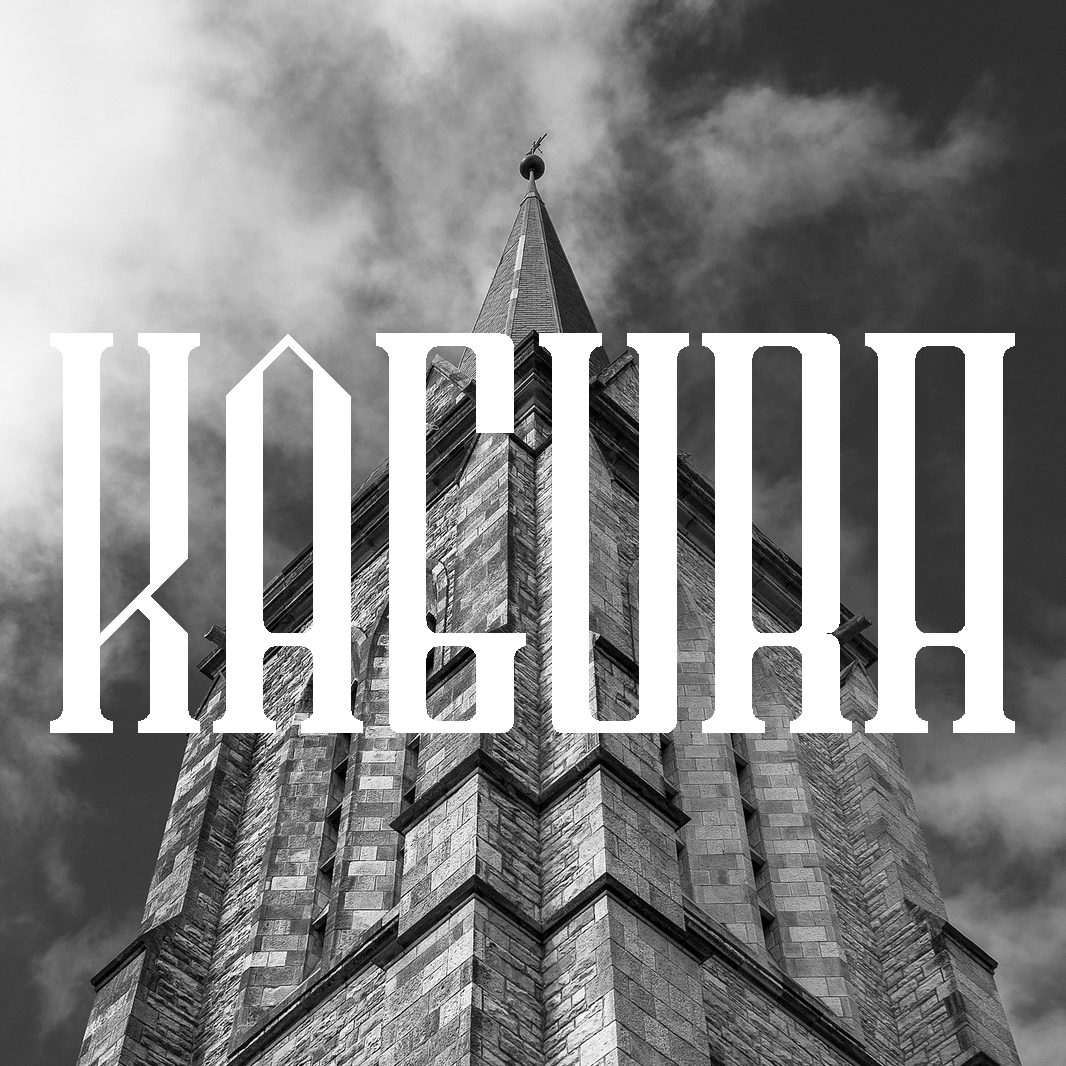 Kagura Regular font