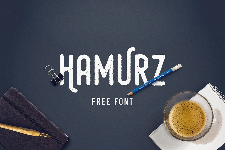 Hamurz Free Version font