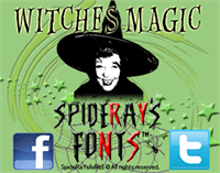 Witches Magic font