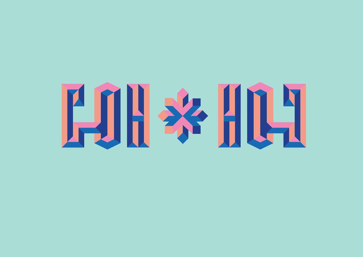 Goh-Four font