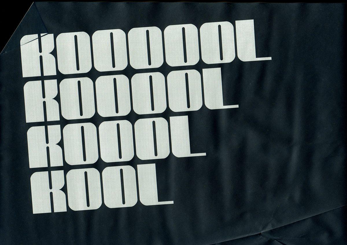Kool-Alternate font