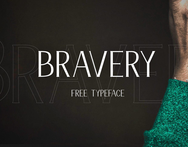 TheBravery Lite Ver. font