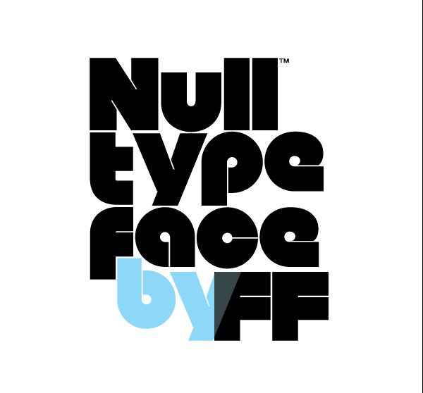 Null-Free font