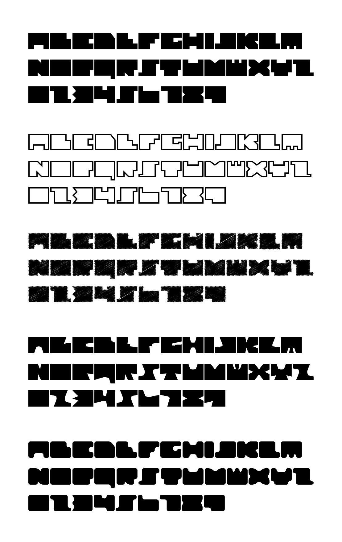 Alt Tiwo Light font