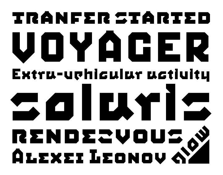 SquidSmallCaps font