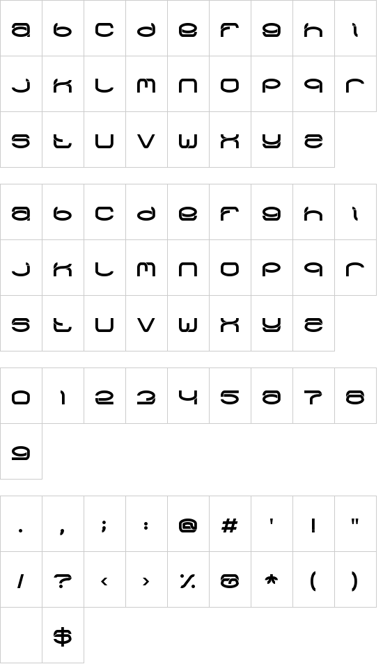 raynaliz font