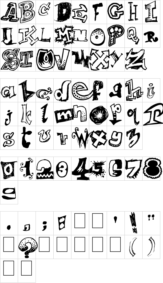 Mixagex font