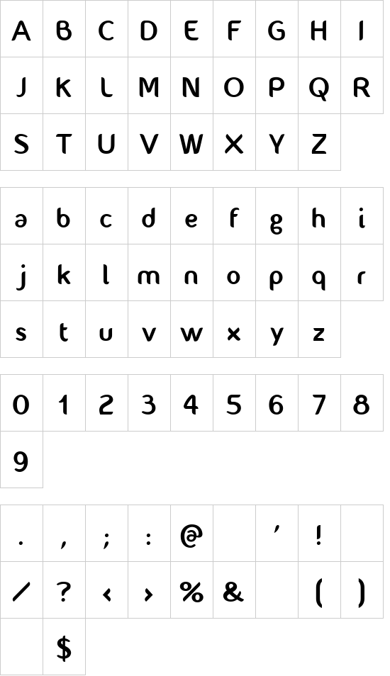 Fontastique font