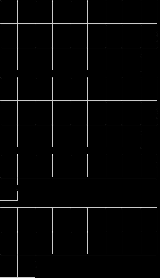 Affection Ldr font