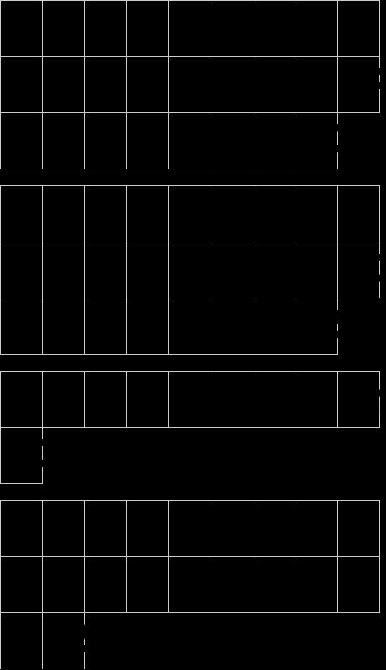 KleenBlades Ldr font