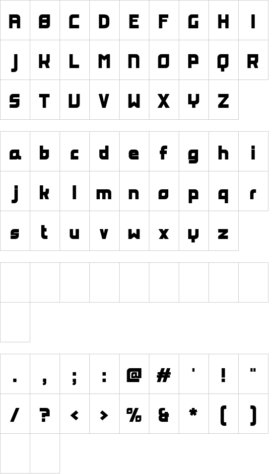 Peppermint font