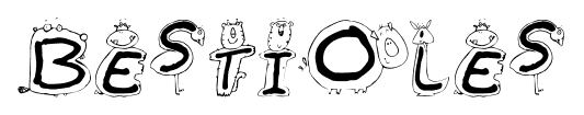 Bestioles font