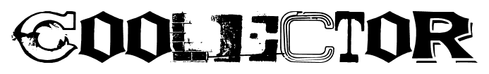 Coolector font