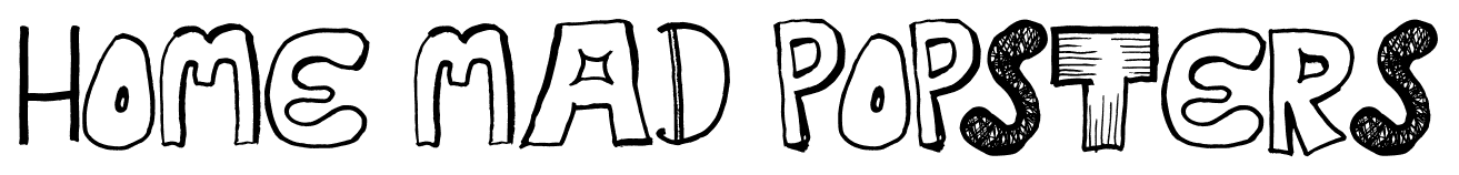 Home mad popsters font