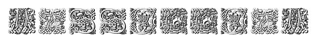 MasselleAM font