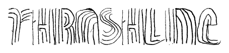 Thrashline font