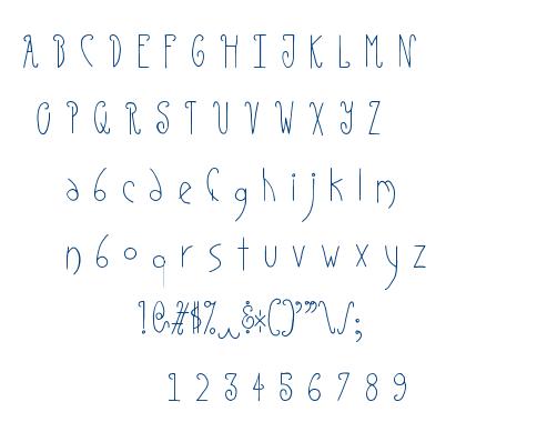 Absinthe font