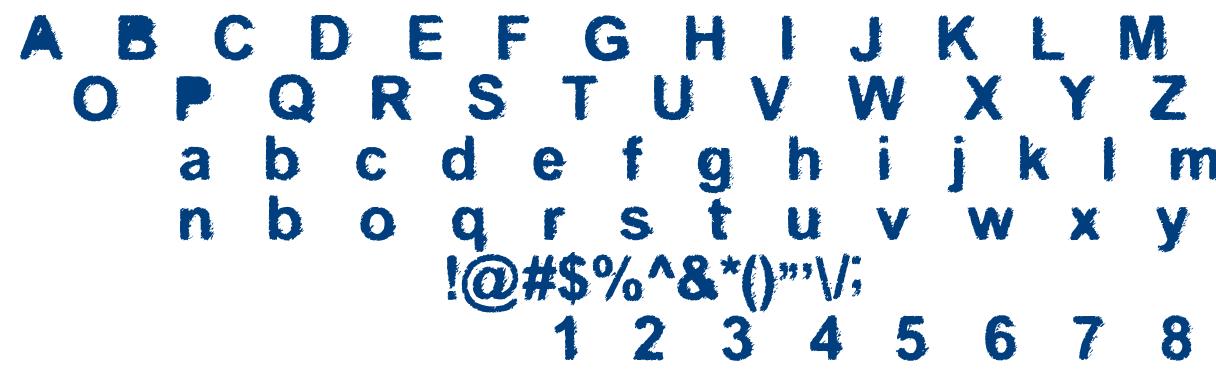 Kreo font