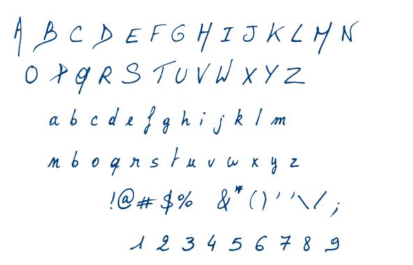 Lalex Big Badaboum font