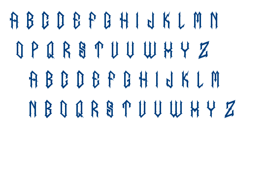 inumocca font