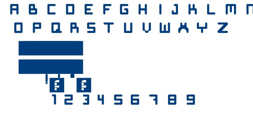 SeppeFont font
