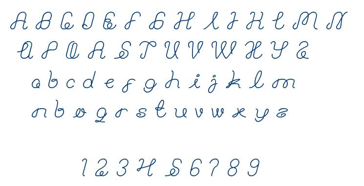 astonishing font