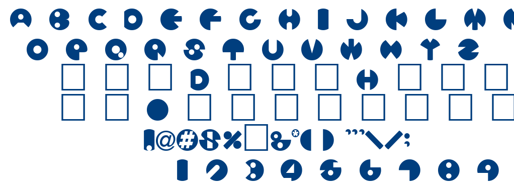 BALLERS font