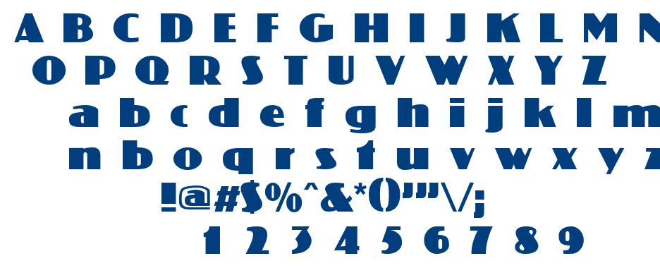 Coliseum font
