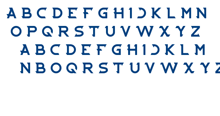 cybertooth font