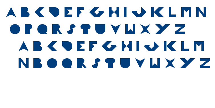 flight sterwadess font