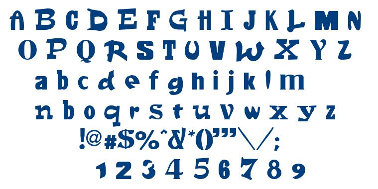 FontSale font