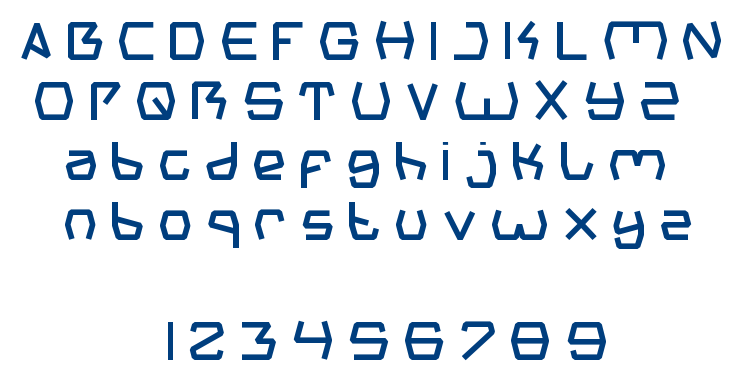 Grovy Kind Of Life font