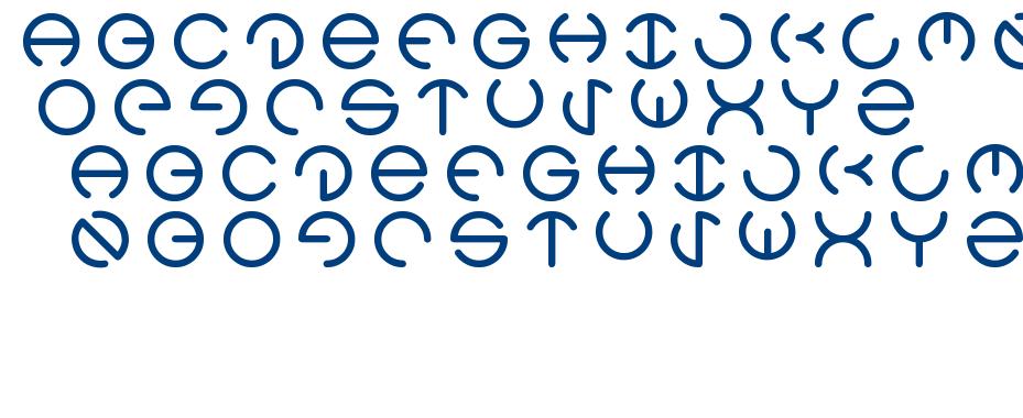 heather thomas font