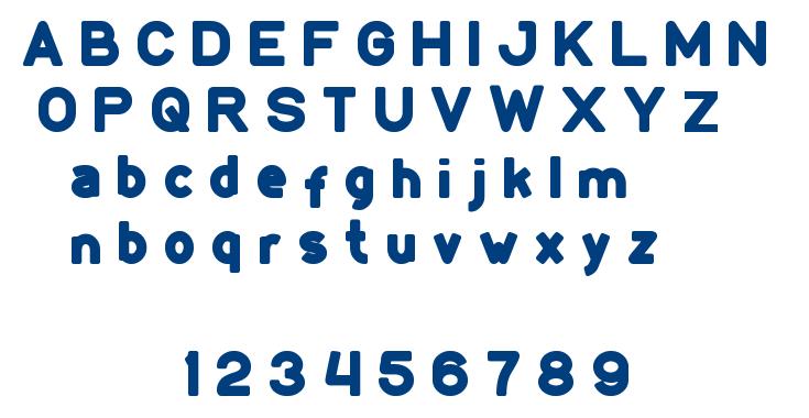 lmao font