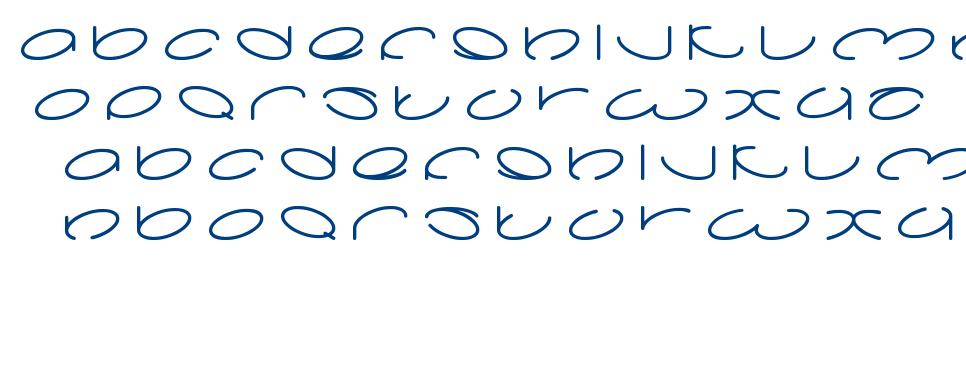 lanitta font