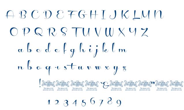 Levitee font