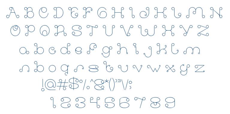 modern aristocrat font