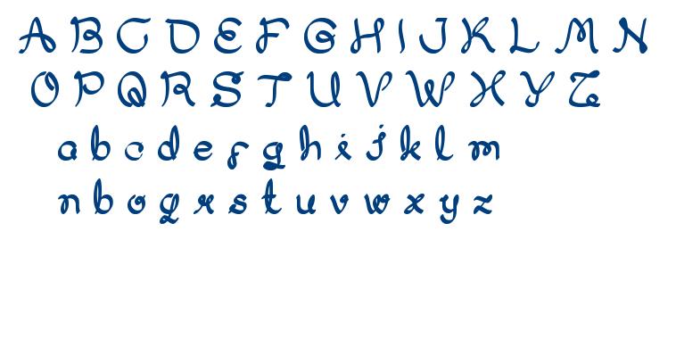 my dear font
