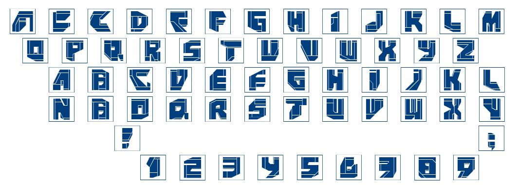 NeoPangaia font